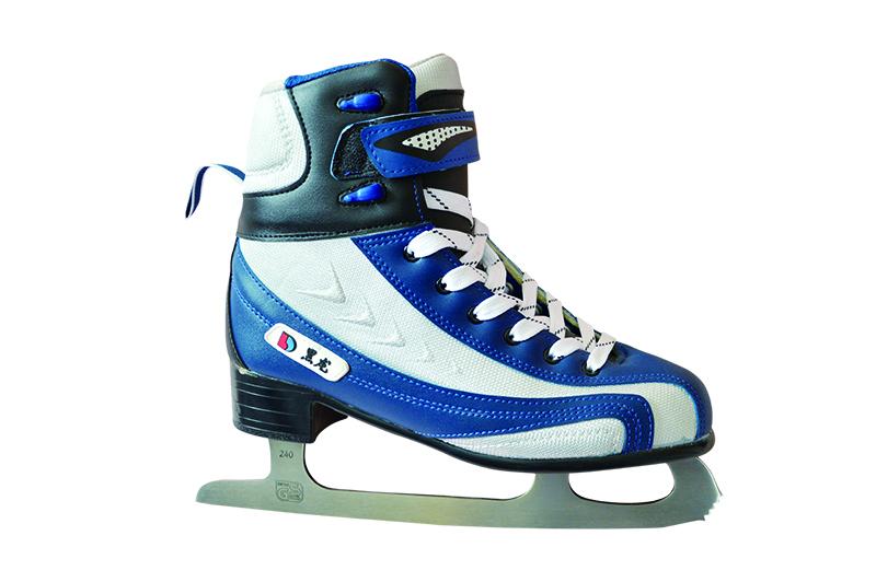 XH1016-06-1 普级把戏刀鞋-软体把戏【沉舞一代】蓝