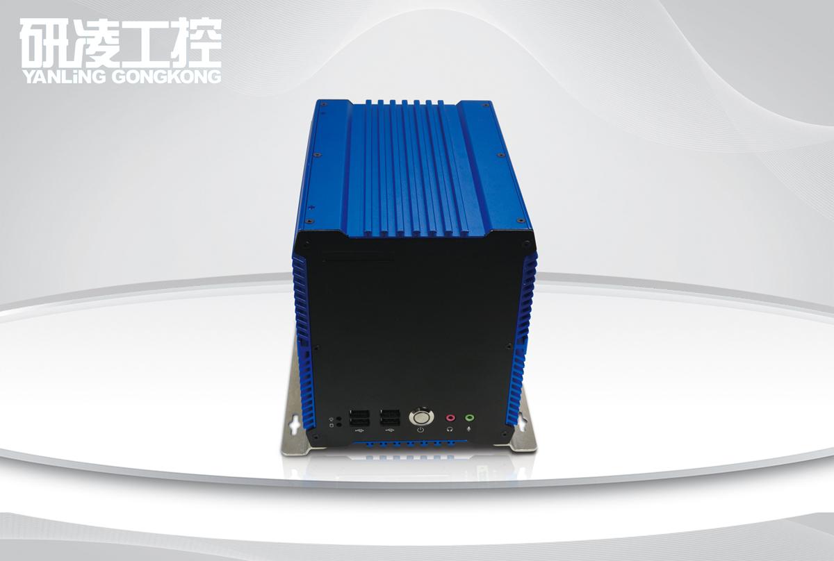 IBOX-704 最新产品 嵌入式无风扇工业电脑