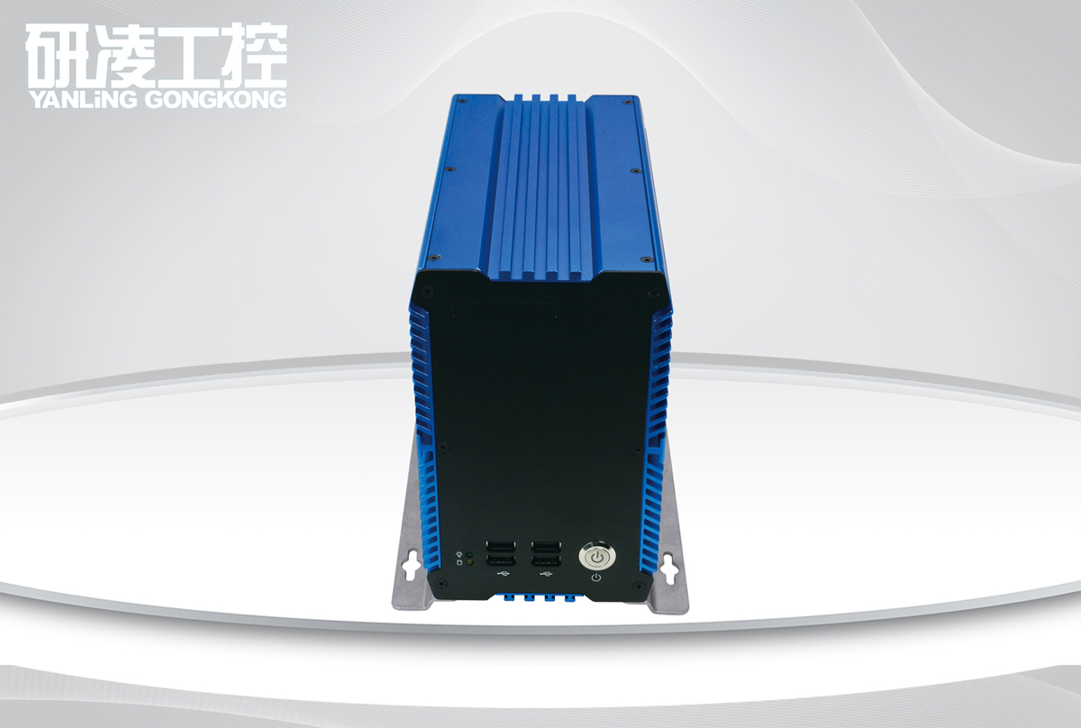 IBOX-701 无风扇工业电脑 2PCI/4PCI可选