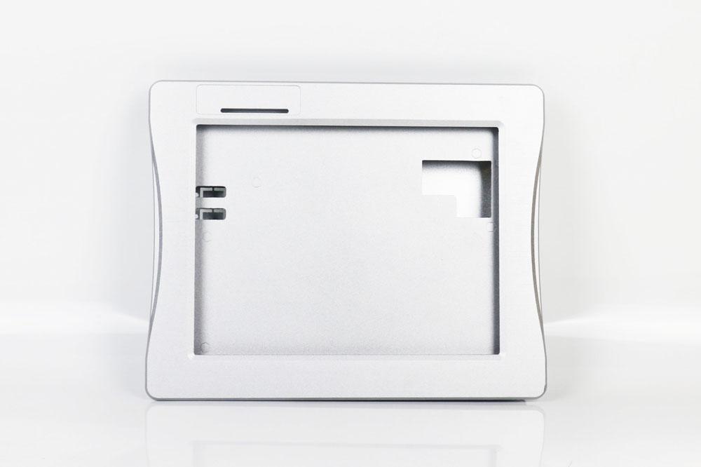 DZ-018  银色一体机机箱