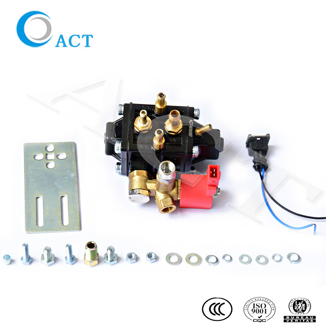 ACT NEW CNG REDUCER RED COLOR