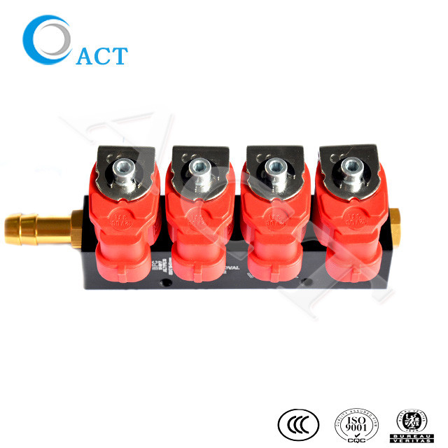 ACT 4 cyl  Injector rail for LPG