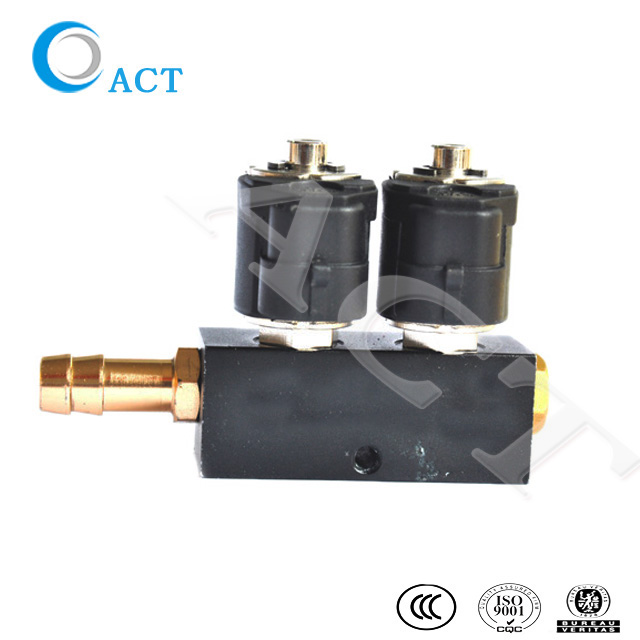 ACT- injector rail 2cyl