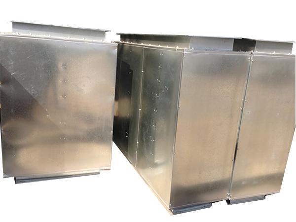 微孔板消声器