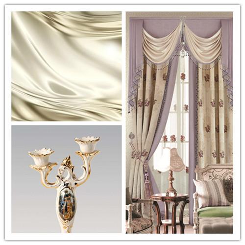 布艺 KC 1 系列 -当丝绸邂逅窗帘,诠释了永恒的艺术情怀 官方网站图片