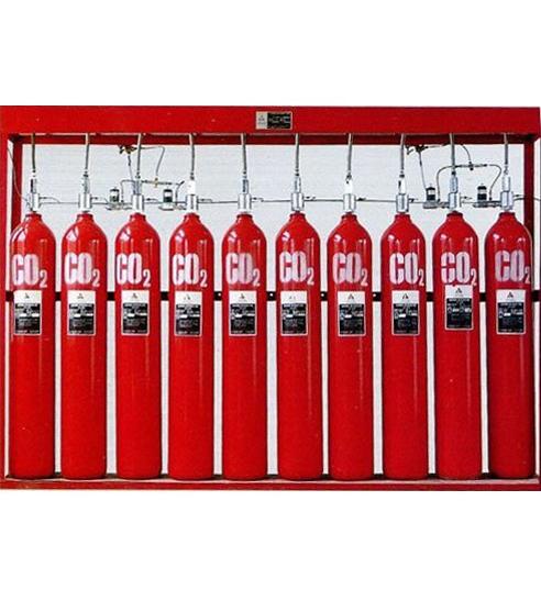 工业灭火装置