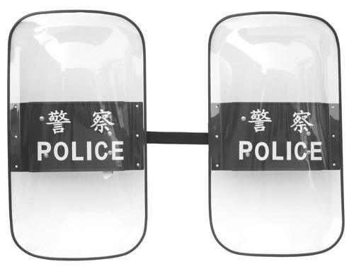 单警反恐装备