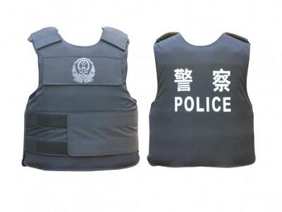 警用防护装备