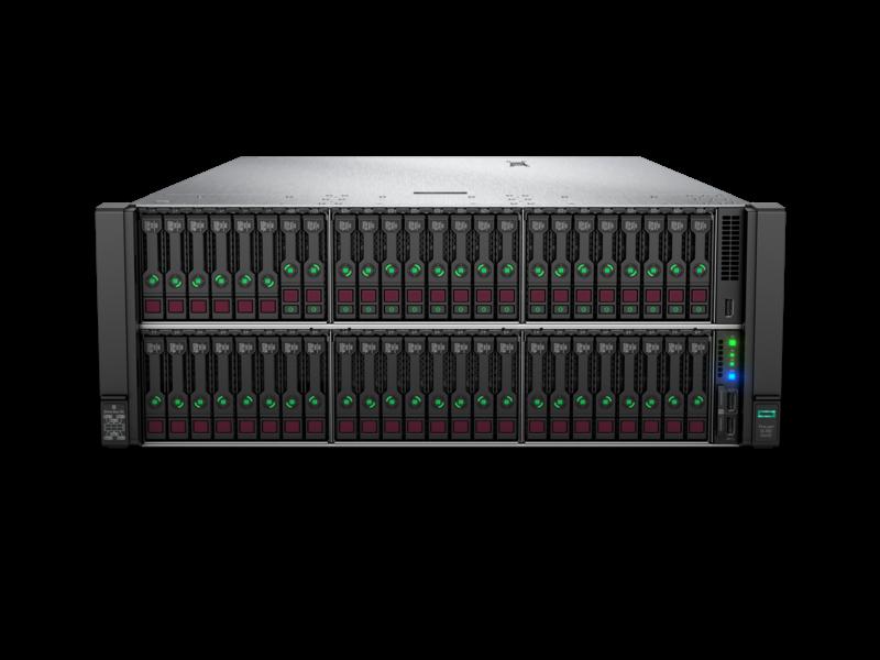 HPE ProLiant DL580 Gen10 亚洲城服务器