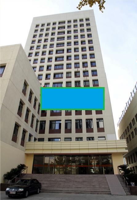 2013年武警总部7号楼改造加固