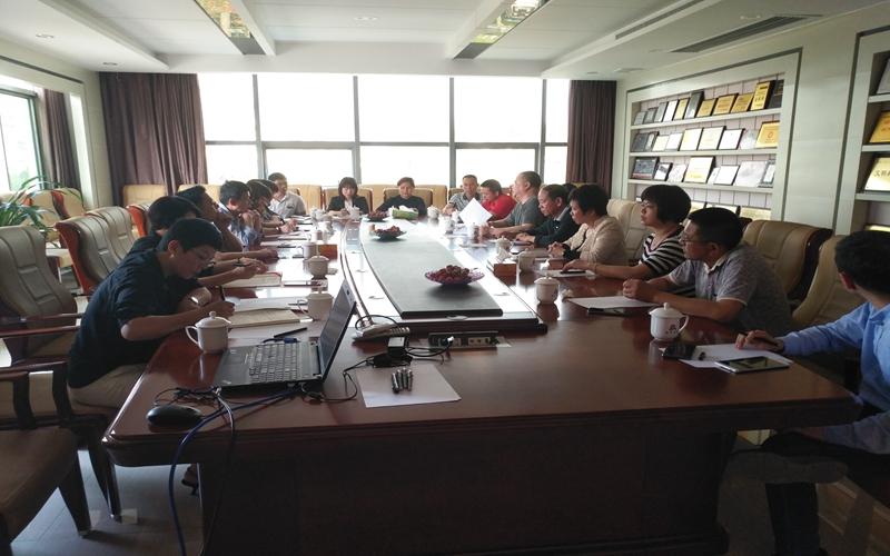 豐順縣政協科教專委會召開2018年第二季度工作會議
