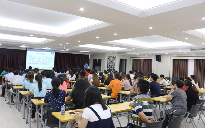 丰顺县禁毒委员会深入我司开展禁毒宣传教育