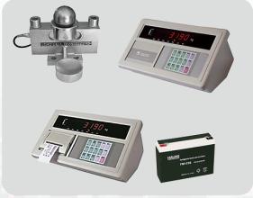 SCS系列模拟式/数字式电子汽车衡