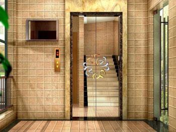 别墅电梯02