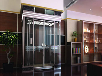 上海家用电梯04