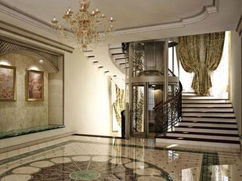 上海别墅电梯01