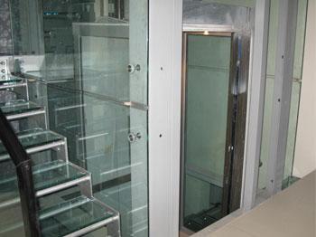 上海别墅电梯02