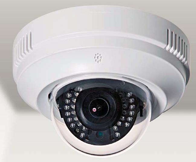 高清网络红外半球摄像机SK-G3601IR_HD