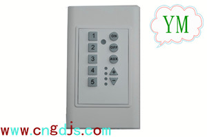 DMX wall type controller (WC-5LP)