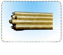 低温预制保温直埋管(玻璃钢外护管)