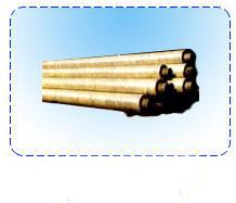 高温预制保温直埋管(玻璃钢外护管)