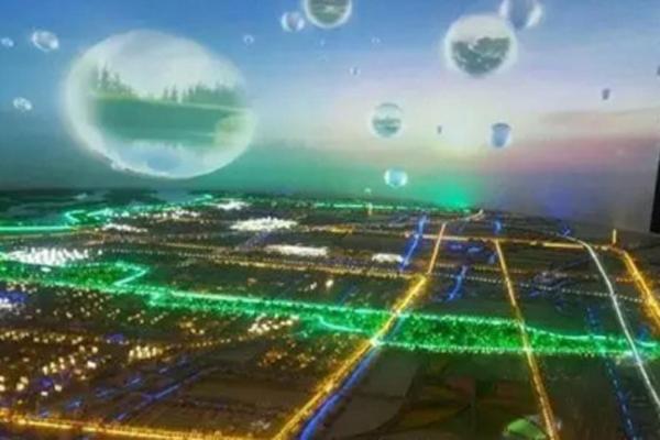 挪威3D Perception助力任丘城市规划馆卓越影像方案