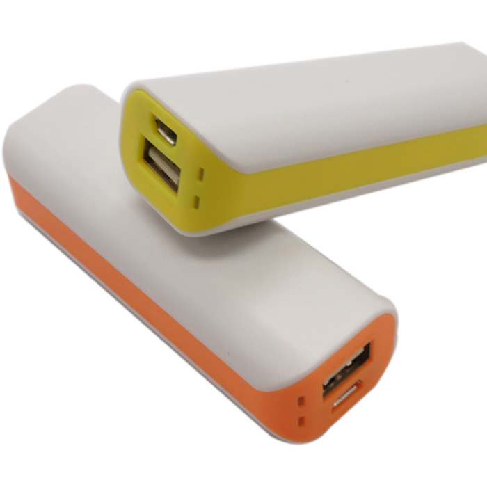 Picture of UG-A010 Portable Battery Charger Dual USB Power Bank External For Samsung iPhone