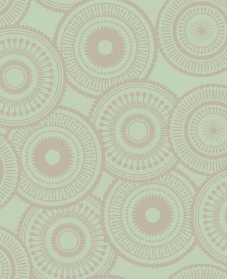 壁纸10大品牌:牛津布鲁克斯系列