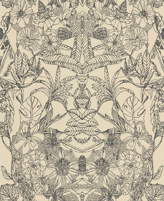 墙纸品牌:皇后爱丁堡系列