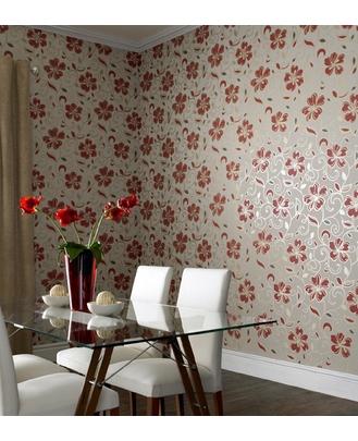 家装壁纸加盟:多瑙河之波系列