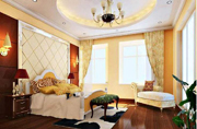 木材、墙纸应用于家居