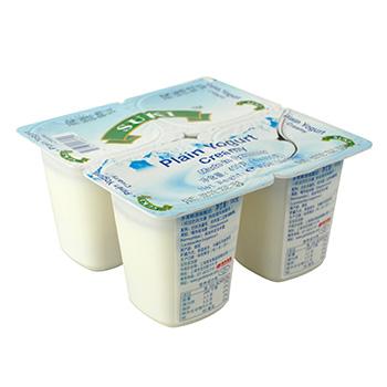 多美鲜原味酸奶 4x100g