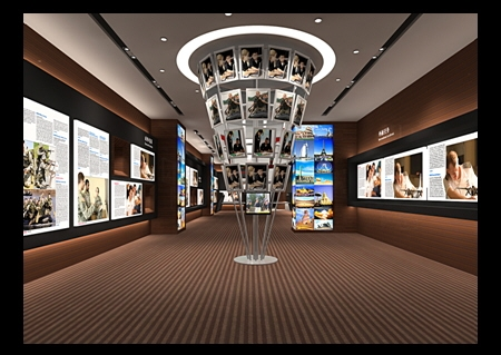 大型展览馆设计