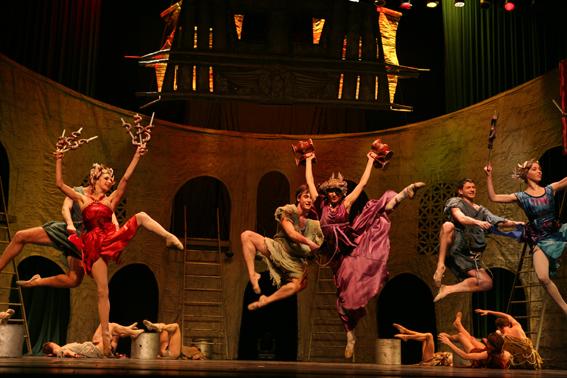 经典芭蕾舞剧《斯巴达克》
