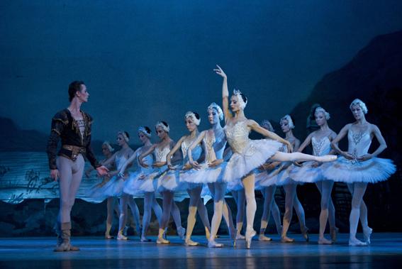 俄罗斯芭蕾舞剧《天鹅湖》2012中国巡演