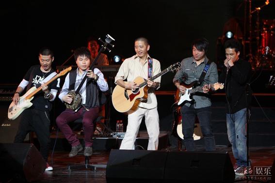 时刻准备着-郝云2012北京演唱会