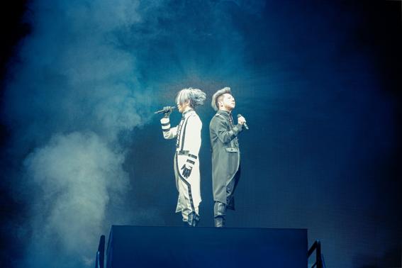 """羽泉""""在一起""""2012北京演唱会"""