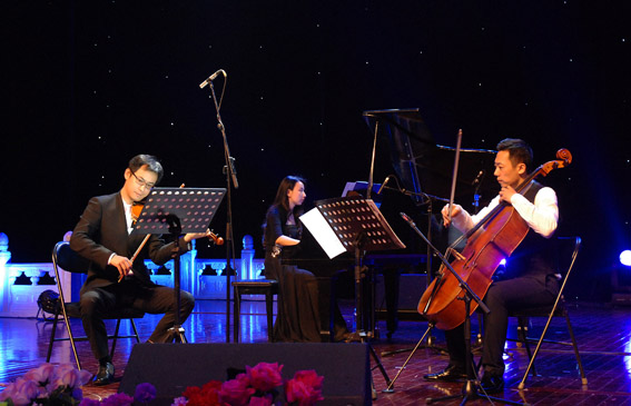 记忆中的旋律——中国名曲室内经典音乐会