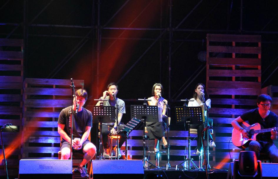 """降噪""""李志 """"2016北京演唱会"""