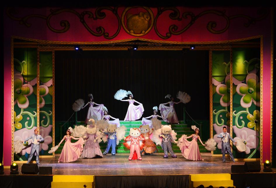 HelloKitty舞台剧《OZ的魔法王国》