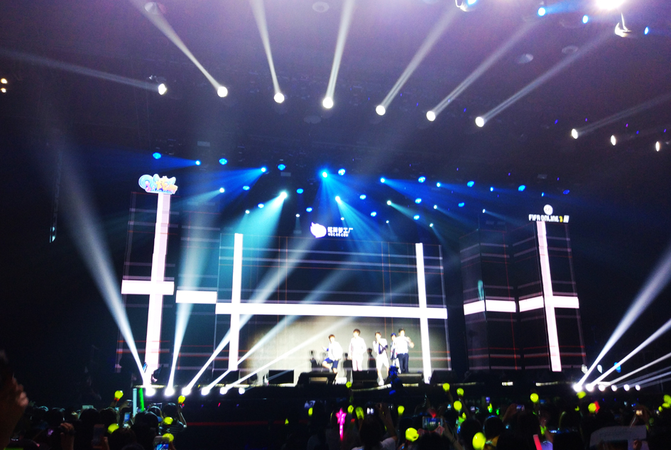B1A4&OH MY GIRL in-Music演唱会