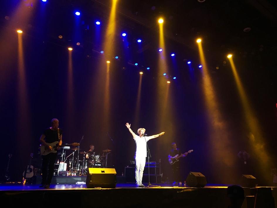 丹麦小王子Christopher北京演唱会