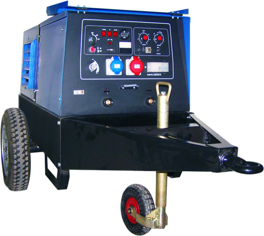 柴油发电焊机MG10/400D