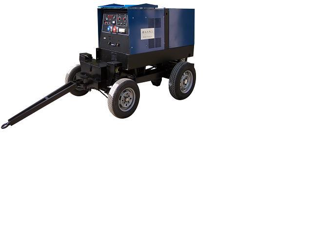 柴油发电焊机MG20/500D