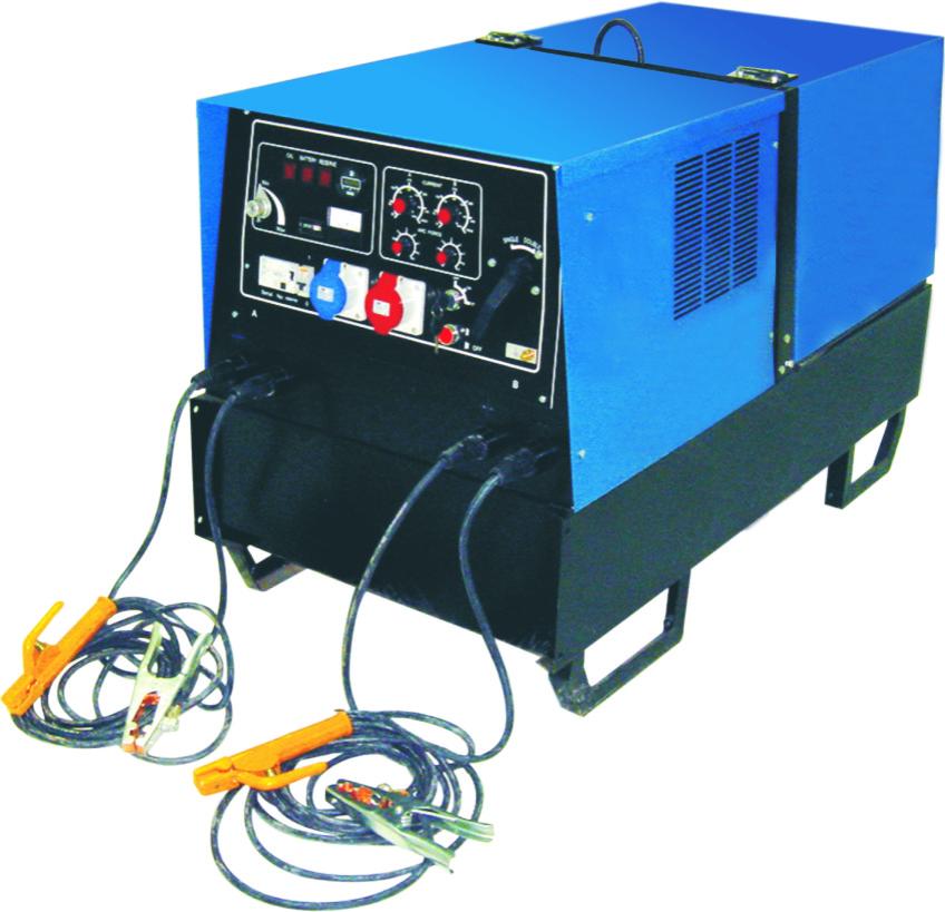 双工位发电焊机1