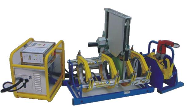 热熔焊机总体介绍