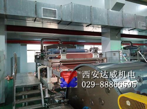 铜箔处理机生产线