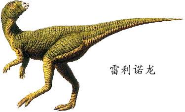 恐龙世界 (二) 恐龙的种类