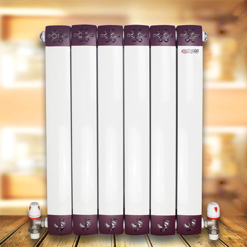 铜铝复合-C型散热器