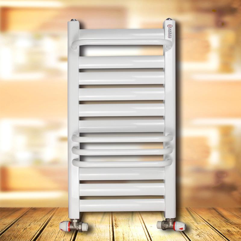 全铝卫浴9+4U扁管散热器